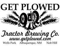Tractor Brewing Company is a craft brewery located in Albuquerque New Mexico with an arts and community organizing focus.