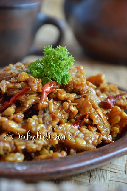 Diah Didi's Kitchen: Tips Membuat Kering Tempe