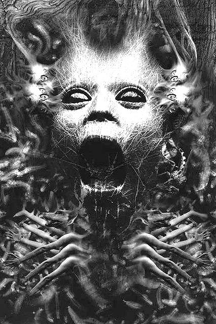 'Agony' (Artist not Listed) - I'll admit, this is kinda messed up!