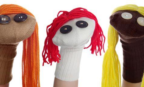How to Make Puppets | Make Finger Puppets | Finger Puppets To Make For Preschoolers - Kidspot Australia