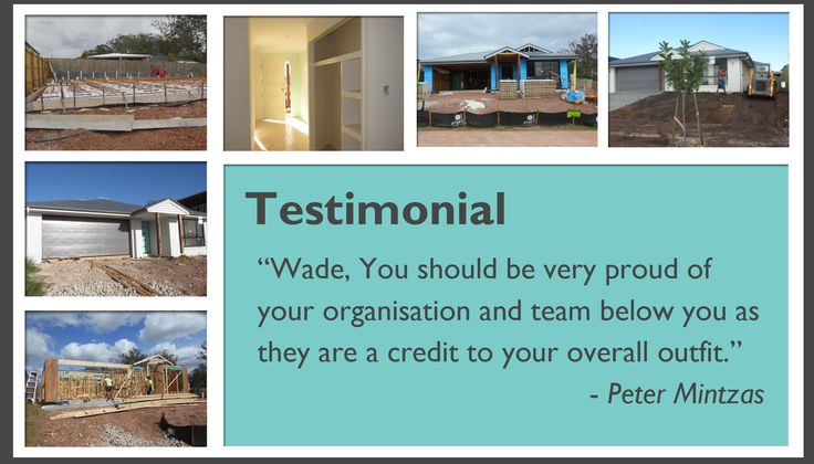 Check out this wonderful testimonial from one of our customers.