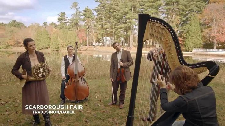 Old Friends - Hommage à Simon&Garfunkel Classical Tribute Musique classique / Classical music Production Analekta