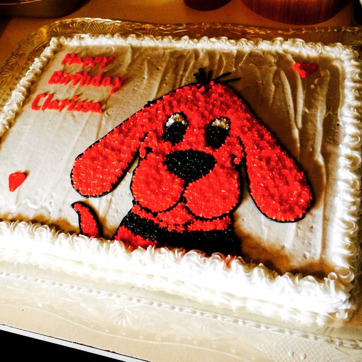 Clifford cake