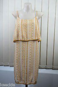 Size XL 16 Ishka Ladies Dress Vintage Inspired Boho Chic Beach Casual Style | eBay