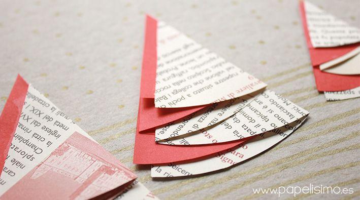tarjetas-de-navidad-hechas-a-mano-originales-arboles-de-papel