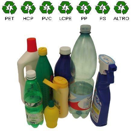 Riciclaggio plastica simboli: ecco quali sono | Ecoo