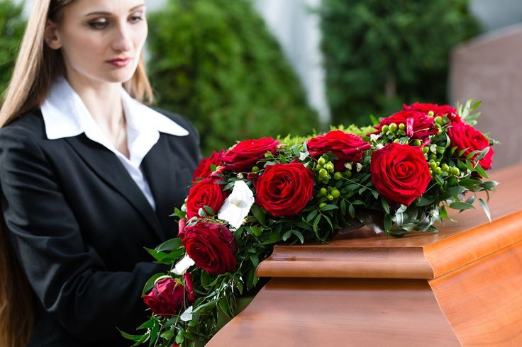 Burial Service