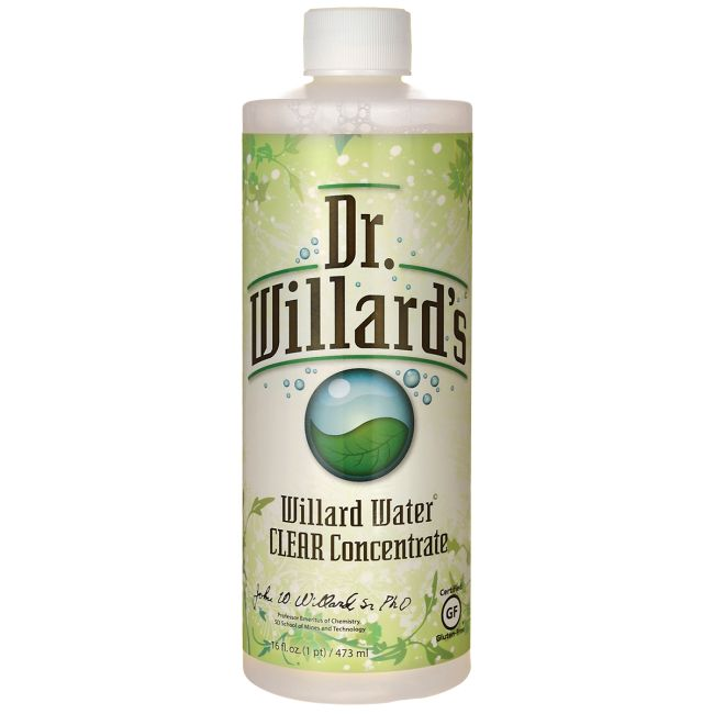 Willard Water Clear Concentrate, 16 fl oz (473 mL) Liquid AED294.00 #UAESupplements