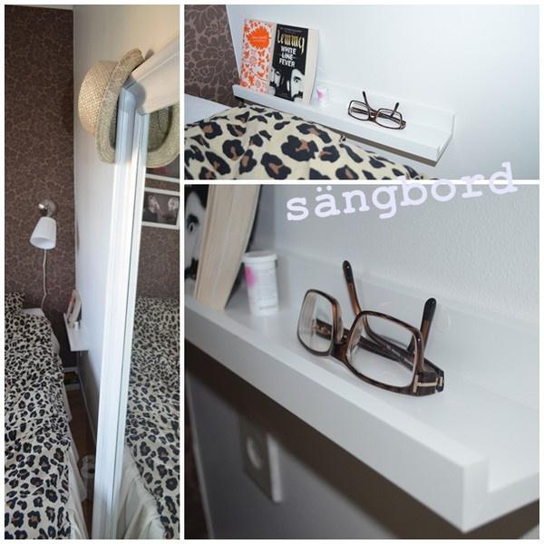 Bedside Storage 31 best home: bedroom images on pinterest | bedside storage, room