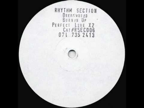 Rhythm Section - 'Dreamworld' (Midsummer Madness EP) -  Rhythm Section Recordings (1992)
