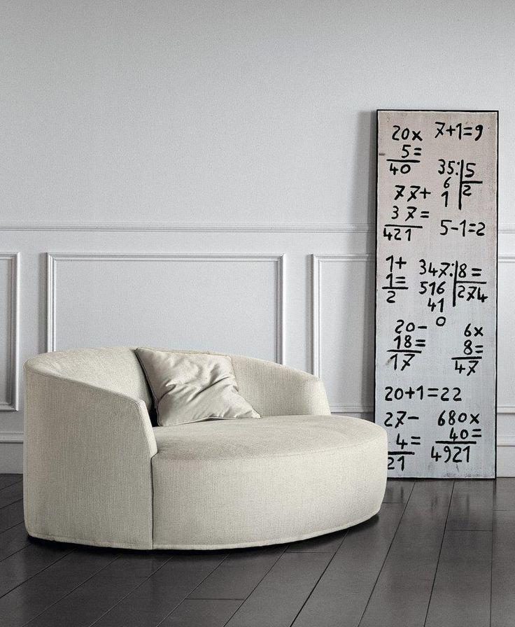 Cocoon mood Francesca sofa by Roberto Lazzeroni for Casamilano Home