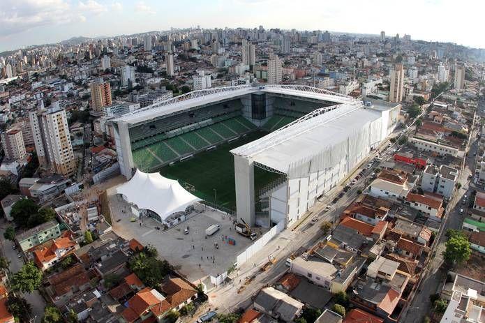 Ipendencia Stadium - Atlético Mineiro - Brazil