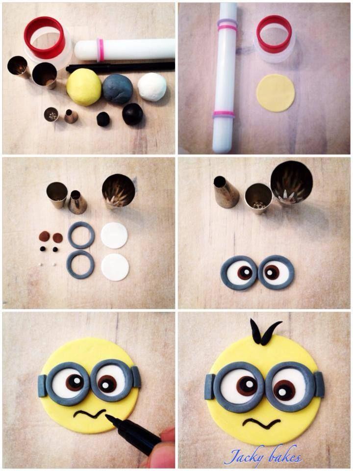 Come preparare i biscotti dei Minions_tutorial fotografico