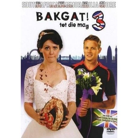 Bakgat 3 - Ivan Botha / Altus Theart - South African Afrikaans Comedy DVD *New* - South African Memorabilia Store