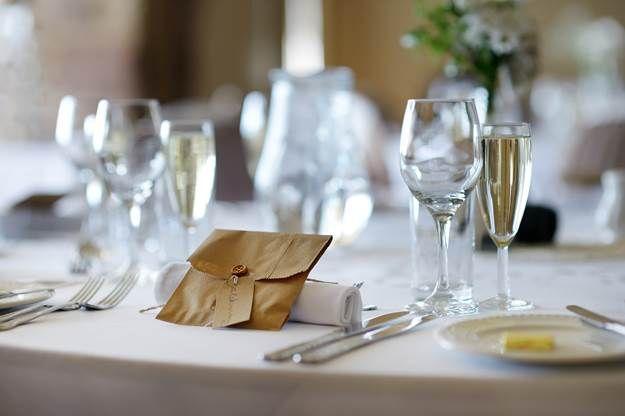 Versiering bruiloft - voorbeelden en foto's trouwversiering