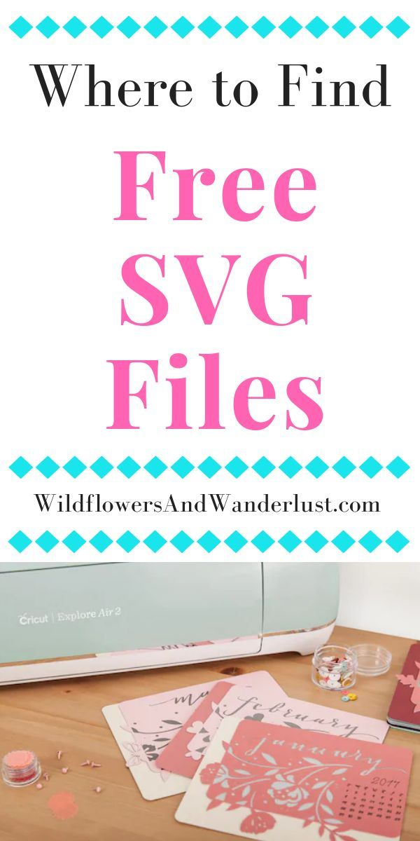 Download Free SVG Files and Where to Find Them | Bloggers Best Pins ...