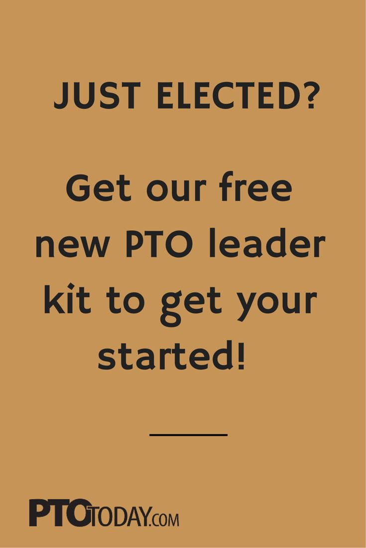 Get our collection of new leader resources to help get off to a good start!
