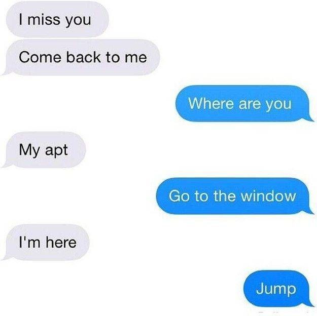 Texts To Send To Your Ex