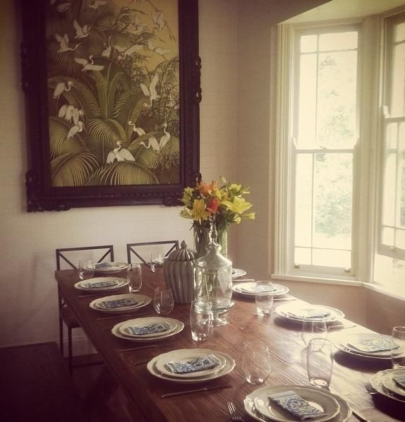 The Manse has been painstakingly restored and features modern amenities that complement its old world charm. www.mullumsari.com