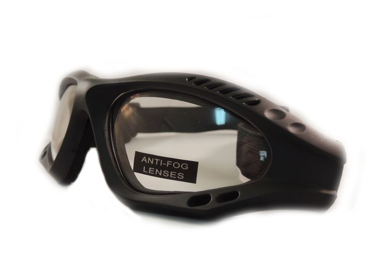 Cycle Clear ZX2 Clear Motorcycle Goggles