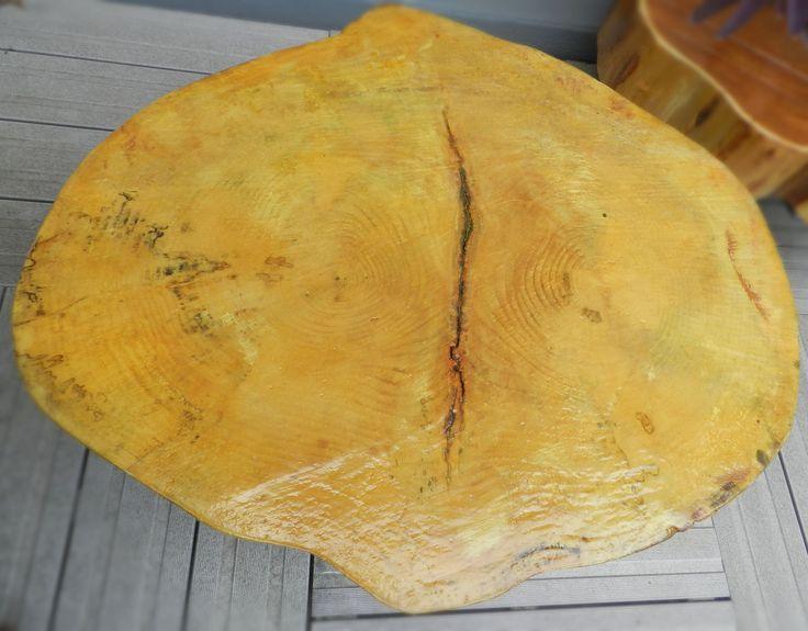 Tree Rings- Honeycomb