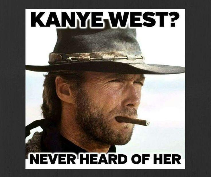 Clint Eastwood :)