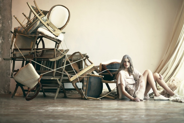 quirky fashion photography