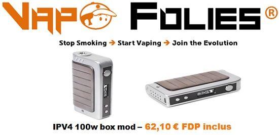 IPV4 Pioneer4you 100w – 62,10 € FDP inclus