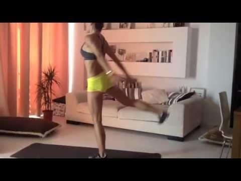 Ewa Chodskowska Total Trening 6 min cześć 10