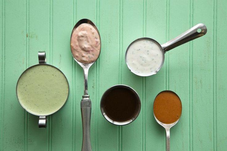 Gluten-Free Salad Dressing List (Updated June 2016)
