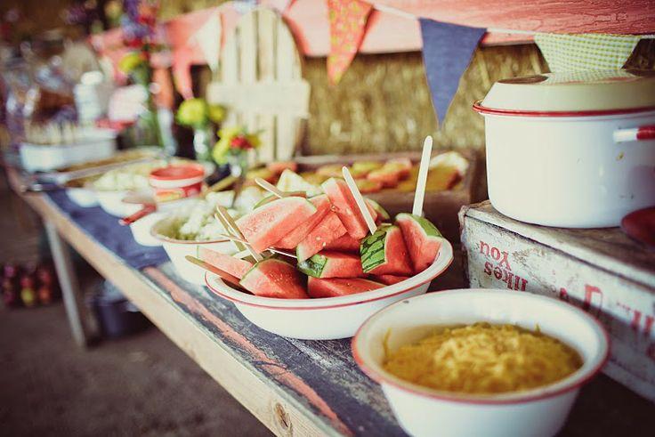farm party - food ideas