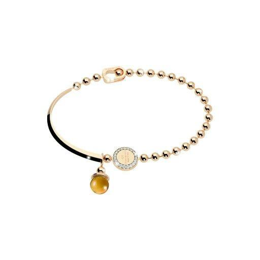 New collection Rebecca boulevard bracelet italian faschion designer citrine stone Facebook: Gioielleria il Diamante  www.gold-jewels-italy.com