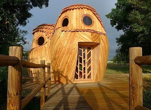 Owl House Is Quite An Astonishing Creation!