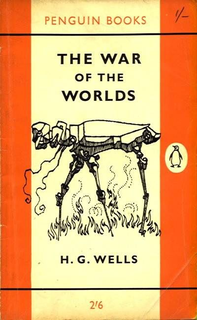 War of the Worlds by Penguin
