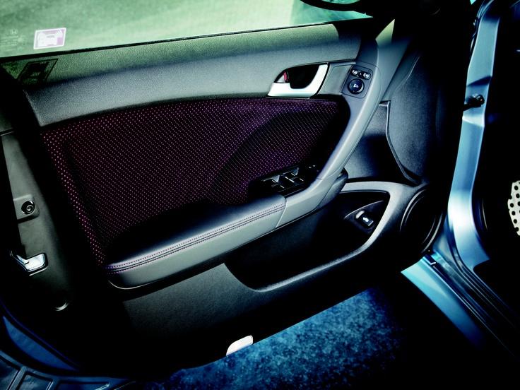 UKDM 8th Gen Honda Accord Saloon (Minor Model Revision) Type S Interior