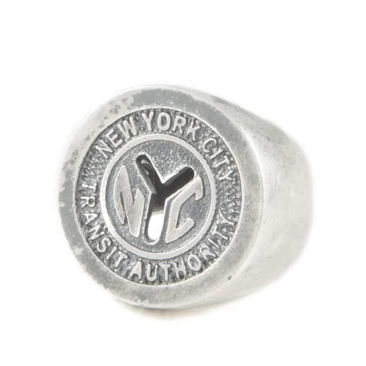 Clamor - New York Ring Silver
