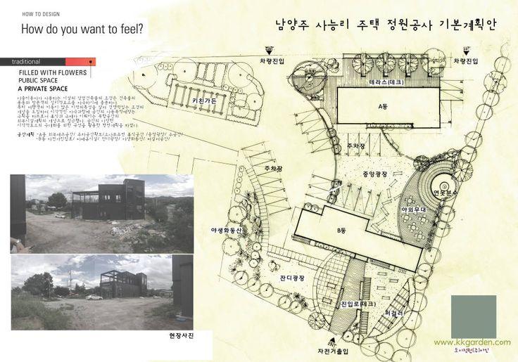 남양주 사능리 자전거도로 휴게소 site plan (От Urban Garden AIN.Ltd)