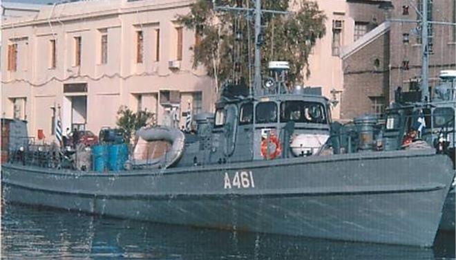 Νέα προσάραξη πλοίου του Πολεμικού Ναυτικού στον Σαρωνικό