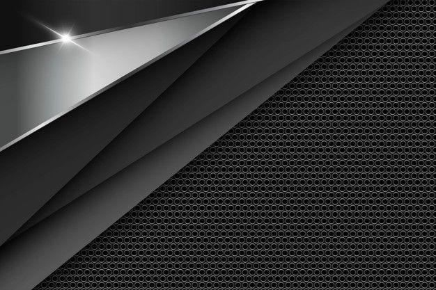 Metal Background Steel Black Design Metal Background Black Design Background