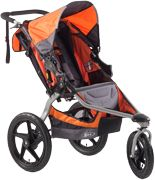 My first jogging stroller... it treated me very well :)  Infant attachment and cup holder  is a must.