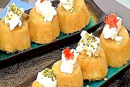 LEBANESE RECIPES: Knafeh cupcakes recipe