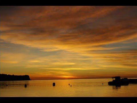 Fotos de: Islas Baleares - Ibiza - Amanecer Playa de Talamanca - 19-2-2011