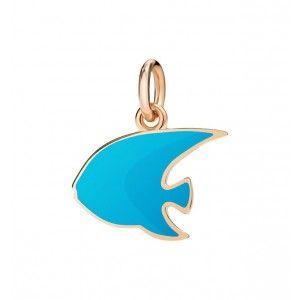 Ciondolo a forma di pesce angelo azzurro firmato da Dodo. Un accessorio indispensabile per la tua estate!  #charm #charms #ciondolo #ciondoli #estate #summer #moda #donna #dodo #spiaggia #accessori #animali #pesce #pesci