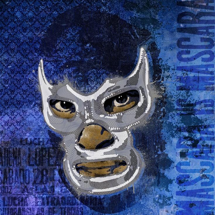 Blue Demon.