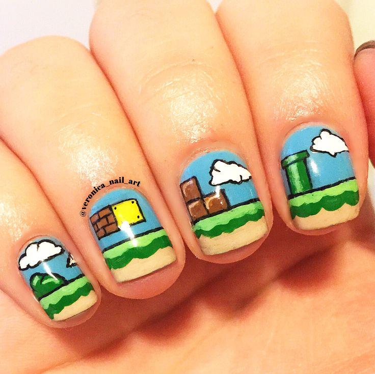 124 best Nail Art images on Pinterest