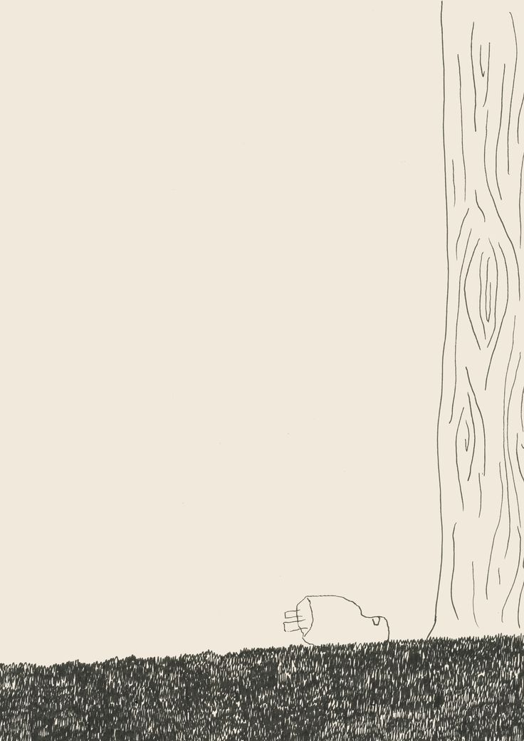 Folio Society project, 2nd illustration for To Kill a Mocking Bird