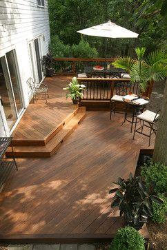 Severna Park Ipe deck