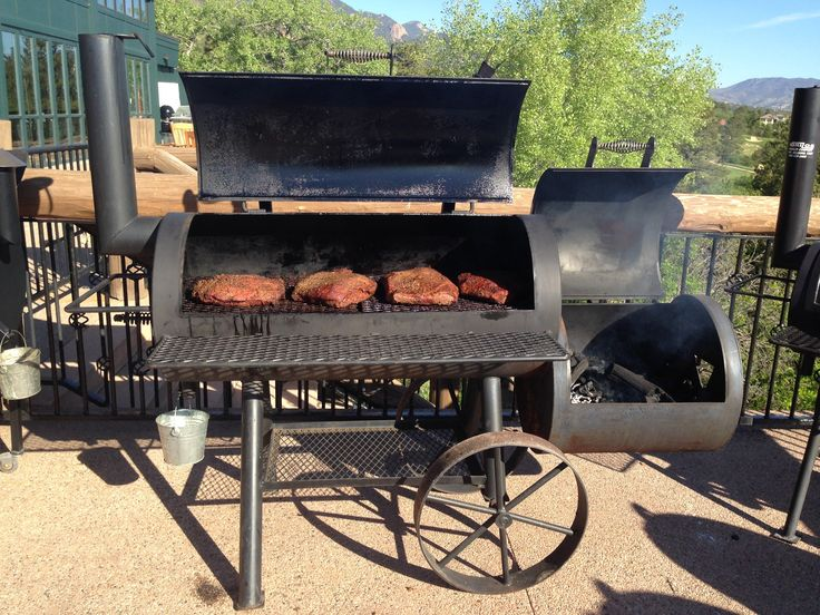 Offset Barrel Smokers: advantages, drawbacks, and recommended brands