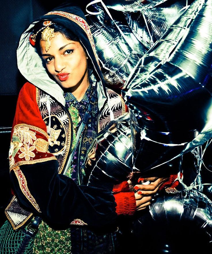 M.I.A.  :  Opening Ceremony - New York