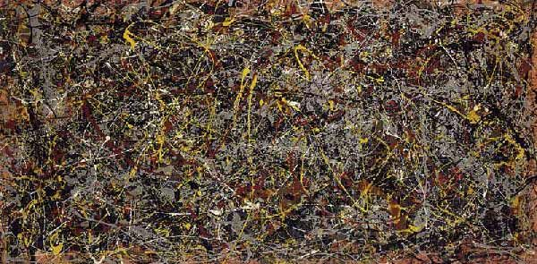 No 1 The Most Expensive Painting bought 1948 by Jack Polluck Earning the reputation for the most expensive paining till date, Jackson Pollock would have been honored with vigilance for his $140 million painting of his storming designs and paint splitting using his traditional trademarked dripping art on the graceful 4'x8′ canvas. The enthusiastic buyer of this painting is David Geffen which he owned in November 2006.